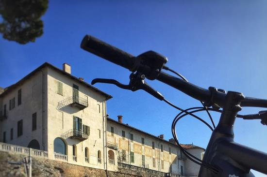 1/2 agosto Al castello di Masino in e-bike