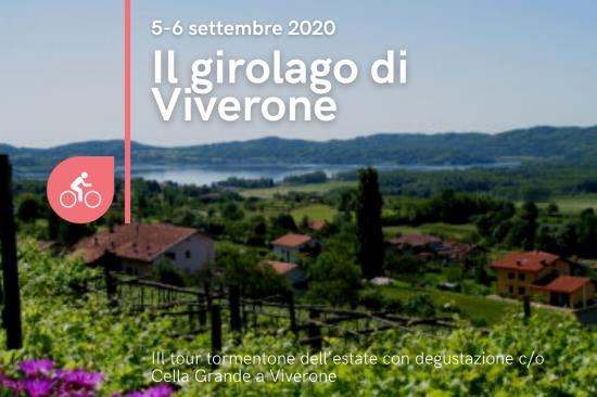 5/6 settembre Girolago di Viverone in e-bike